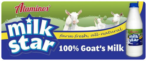 Alaminos' Milk Star Goat's Milk
