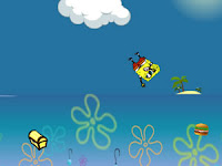 SpongeBob Sea Diver