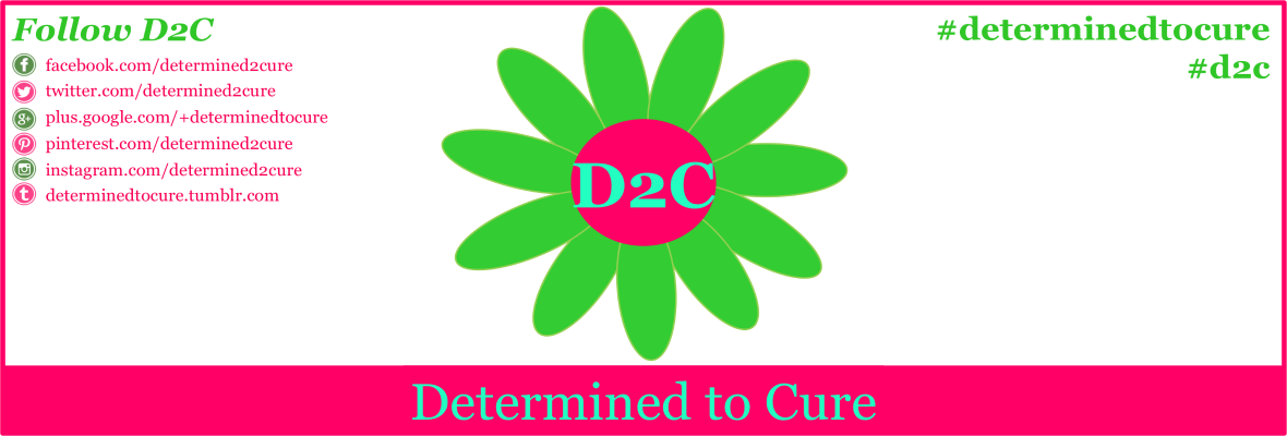 Determined to Cure