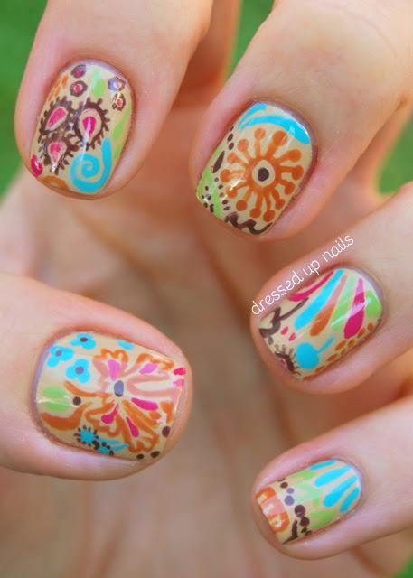 Nail Art Stamp