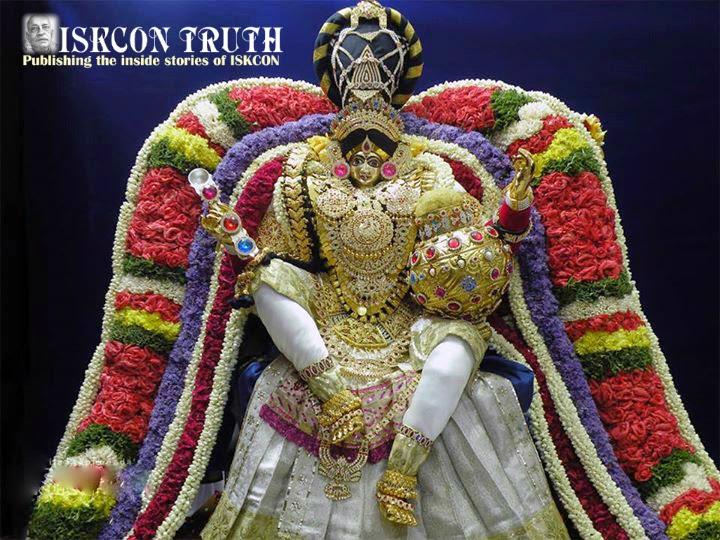 iskcon bangalore Brahmotsava 2014