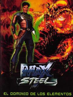 descargar Max Steel: El Dominio de los Elementos – DVDRIP LATINO