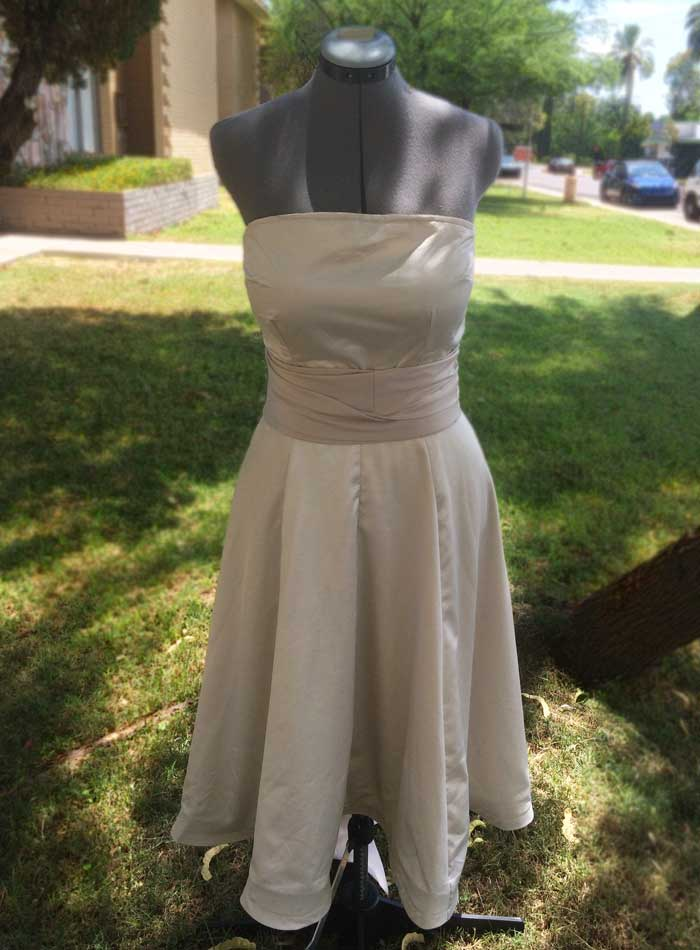 Petticoat Under Wedding Dress 66 Nice I made four changes