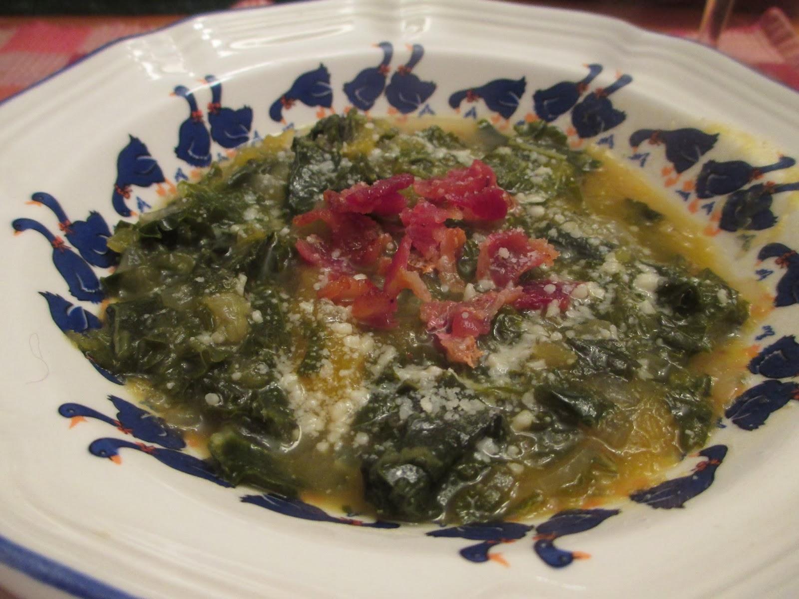 Acorn Squash Soup With Kale Recipes — Dishmaps