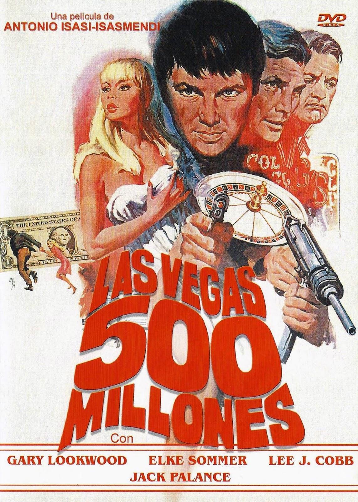 Las Vegas 500 Millones (1968)