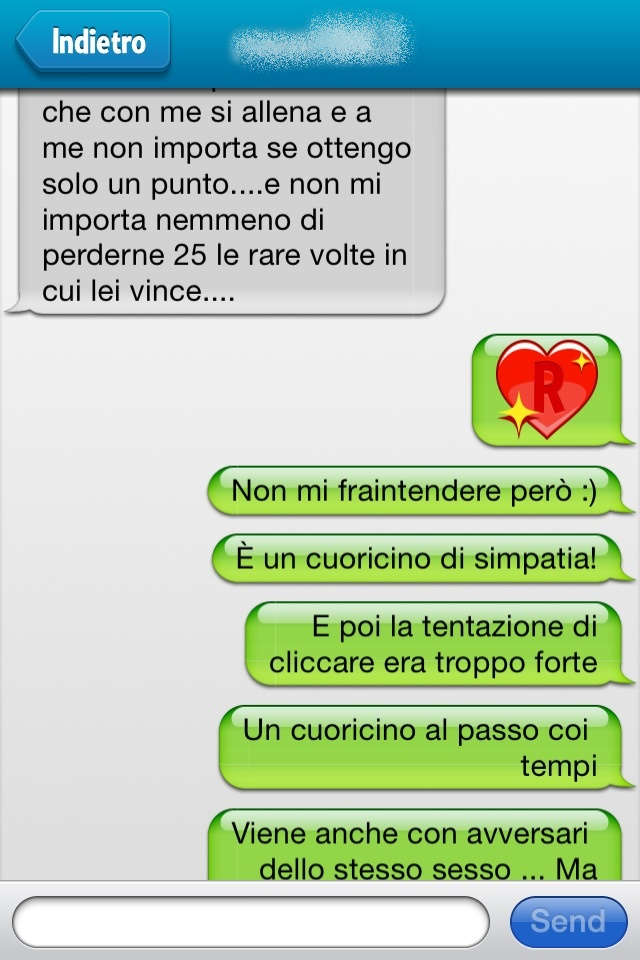 come fare sesso bene chat con single