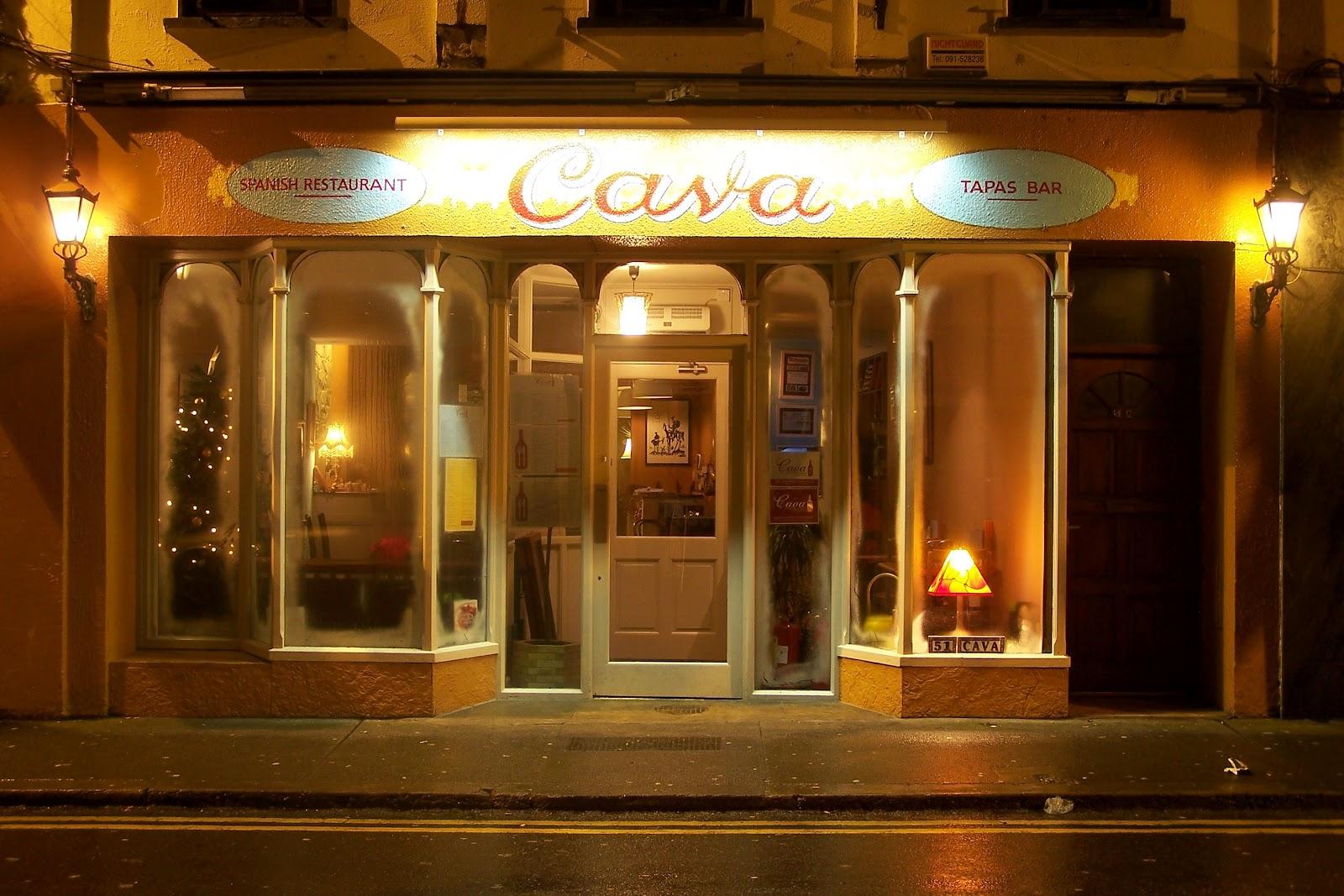 Cava Spanish Restaurant And Tapas Bar Galway