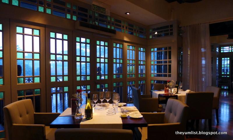 dinner table wine leeuwin estate wine dinner senja italian restaurant the yum list