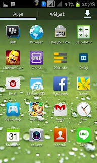 Rom Samsung S Duos v2 for Acer Liquid z4