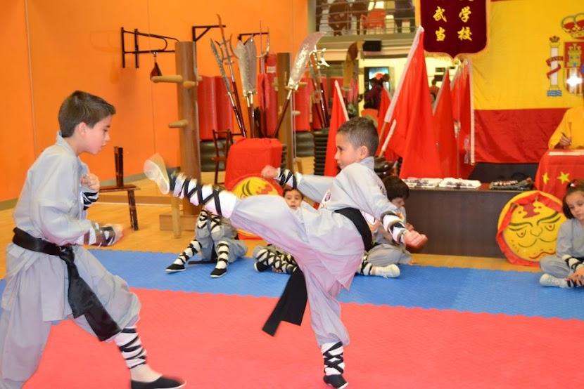 Sanda Infantil - Inafantil Boxing
