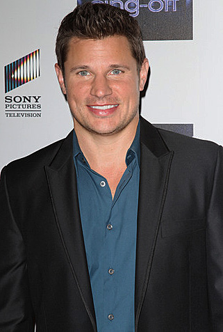 Nick Lachey attended 'The Sing-Off