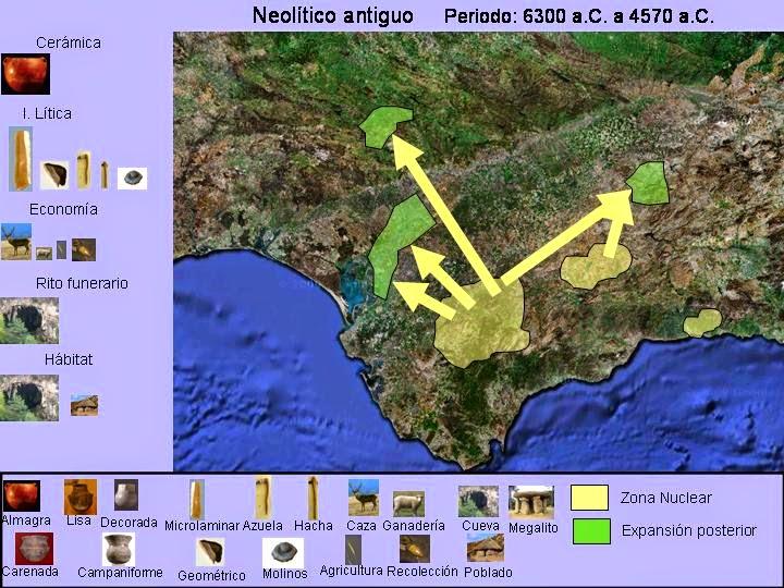 Resultado de imagen de La revista Nature publica hoy los resultados del mayor estudio paleogenético que se ha realizado hasta la fecha centrado en el progreso del neolítico en Europa