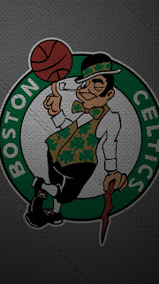 Boston Celtics iphone 5 hd wallpaper