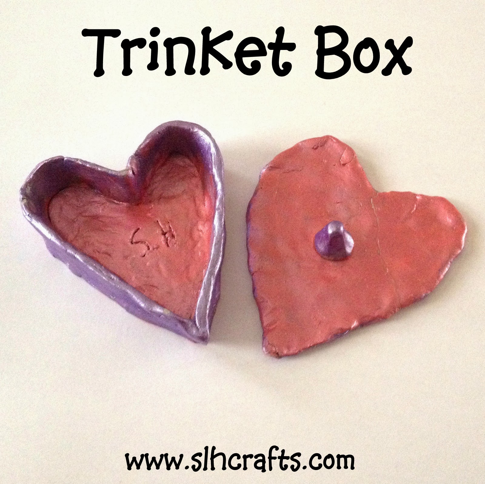trinket box crafts