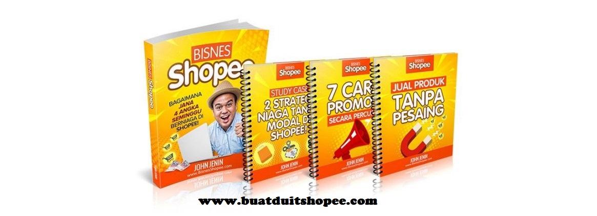 Ebook Panduan Bisnes Shopee
