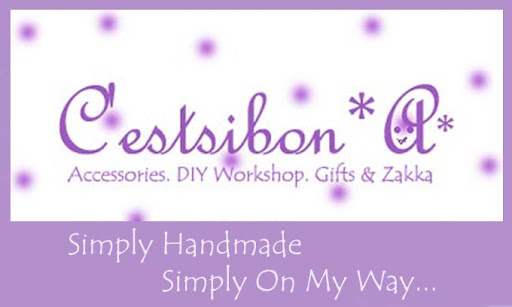 C'estsibon*A*---Simply Handmade, Simply On My Way...