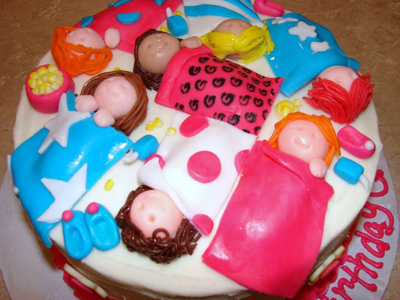 Ipsy Bipsy Bake Shop Slumber Party