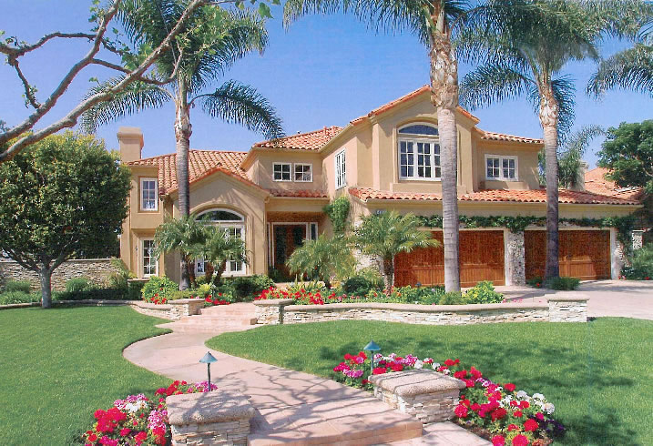 Luxury homes photos for Big house images
