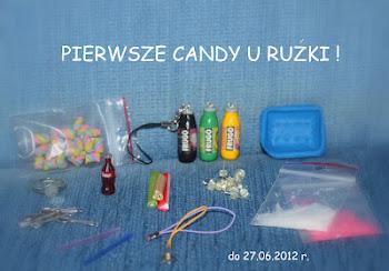 CANDY u Ruźki!