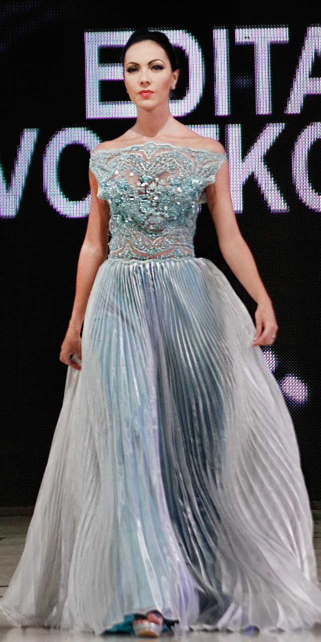 BoliviansStyle.com.bo: EDITA VOJTKOVA - Bolivia Moda 2013