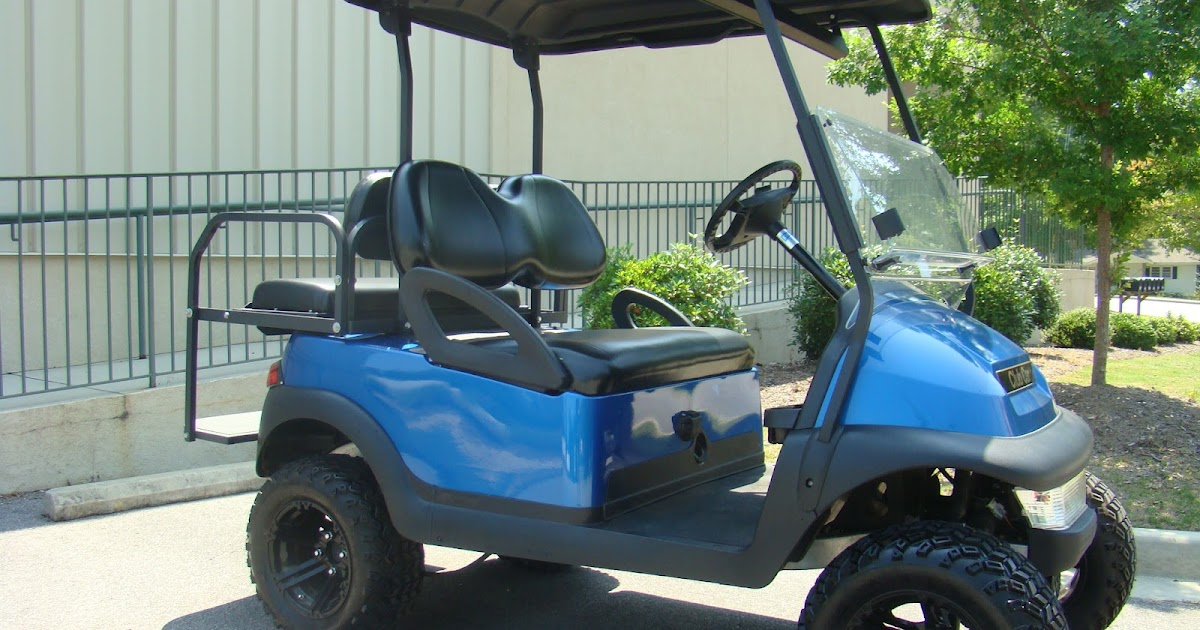 Custom golf carts for sale electric lifted carts used for Mercedes benz garia golf cart price