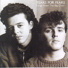 Tears for Fears - Outubro 2011