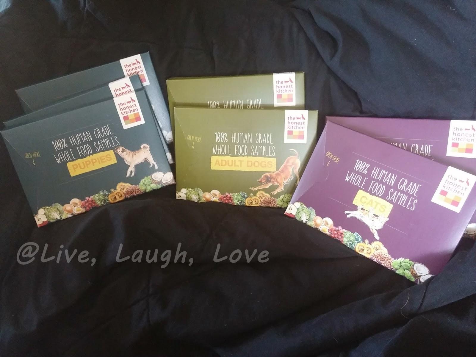 Live, Laugh, Love: The Honest Kitchen Review