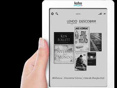 Livraria Cultura lança o e-Reader Kobo no Brasil