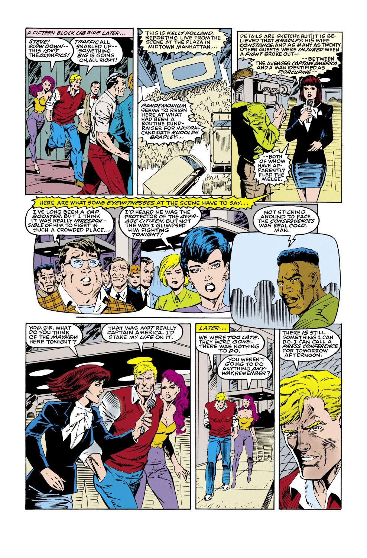 Captain America (1968) Issue #425 #375 - English 21