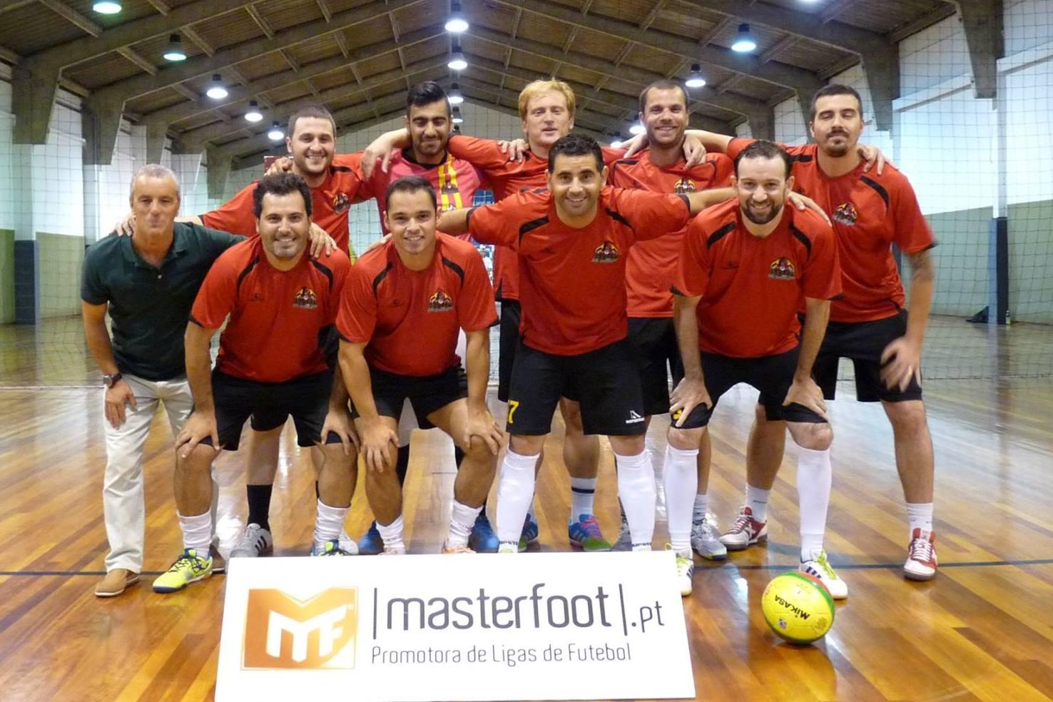 CAMPEÃO da 5ª Super Liga Masterfoot