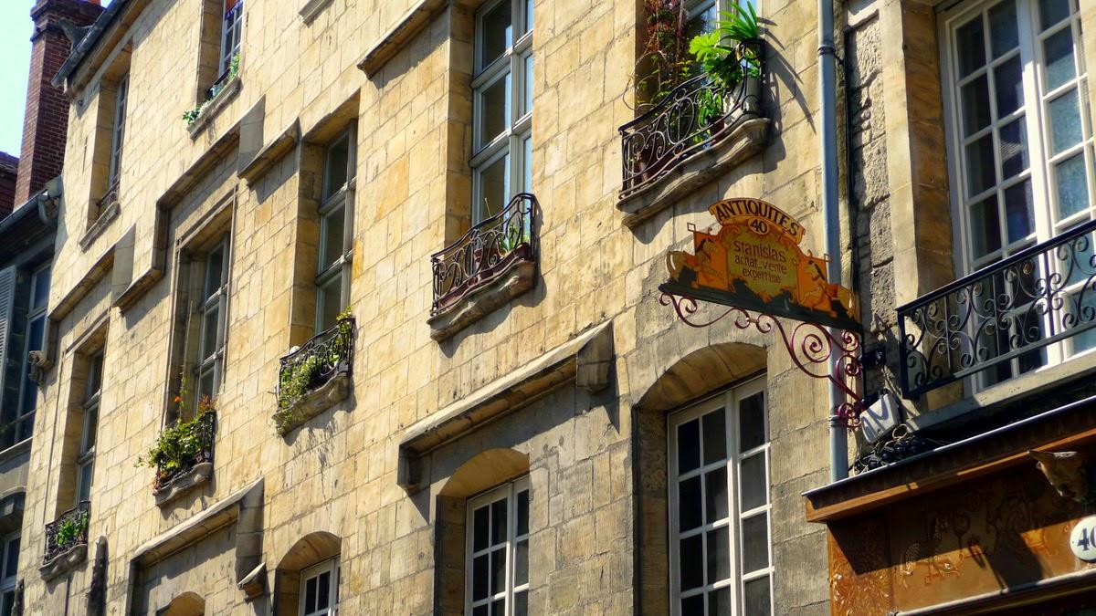 Caen - centre-ville