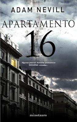 novela Apartamento 16 escritor Adam Nevill