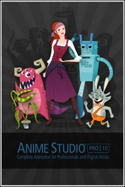 Capa Anime Studio Torrent