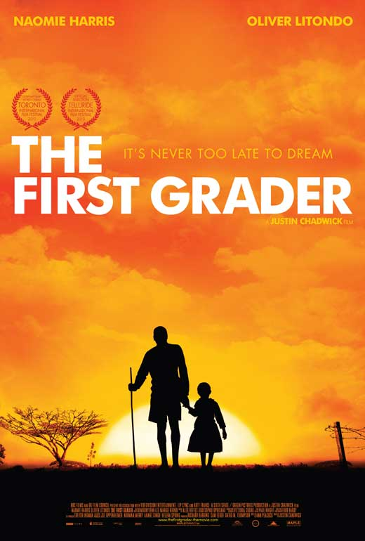 Học Sinh Cấp 1 - The First Grader (2010)