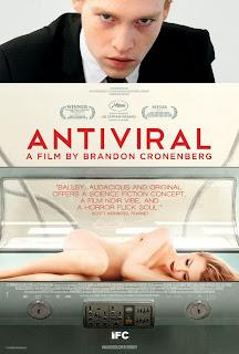 Watch Antiviral (2012) movie free online