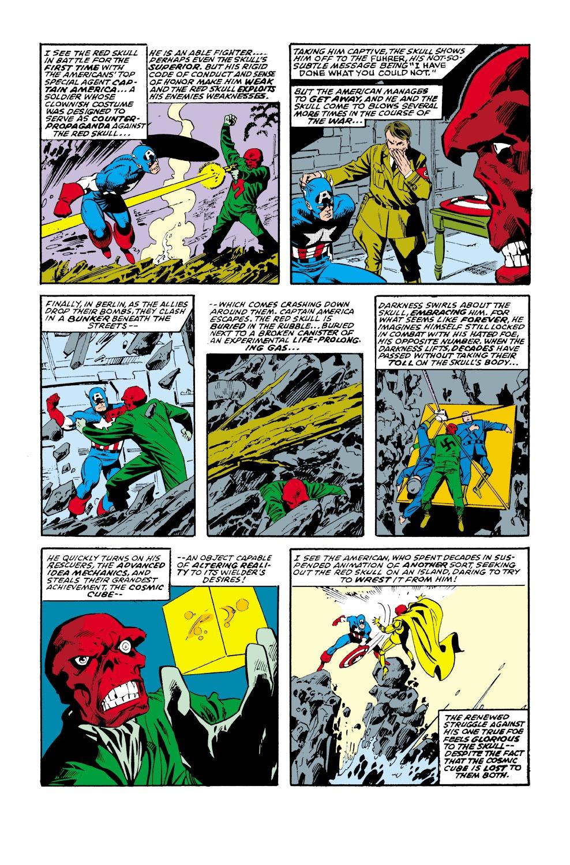 Captain America (1968) Issue #350 #282 - English 48