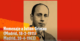 Casa Vecinal de Tetuán: Homenaje a Julián Grimau
