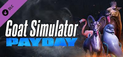 Payday 2 Ve Goat Simulator Birlikte DLC İş Birliği