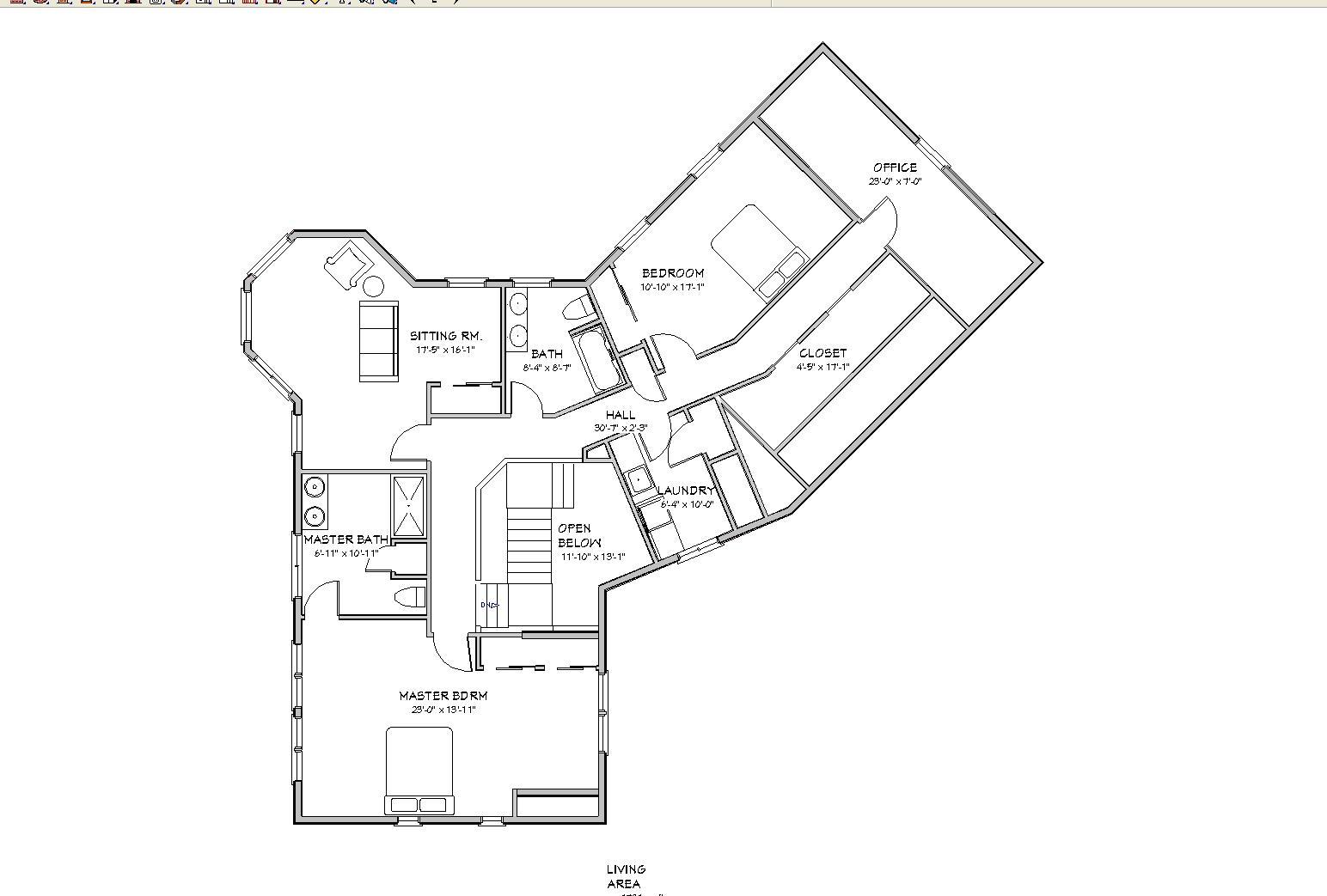 Descargar planos de casas y viviendas gratis fotos de planos de plantas de casas vivienda - Casas americanas planos ...
