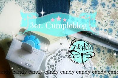 Candy en el blog de  Stella!!!!