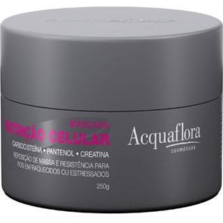 mascara nutricao celular acquaflora