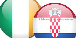 Hasil Skor Akhir | Video Cuplikan Gol | Rep. Irlandia vs Kroasia | Euro Cup 2012