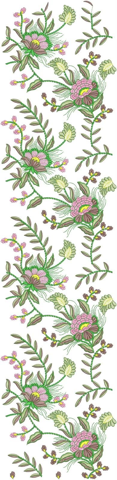 Embdesigntube Fresh Garment Embroidery Design Download
