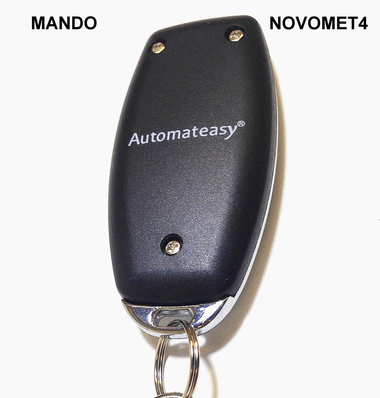 Automateasy for Mando puerta garaje