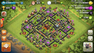 Download Game Clash Of Clans Full Version For PC