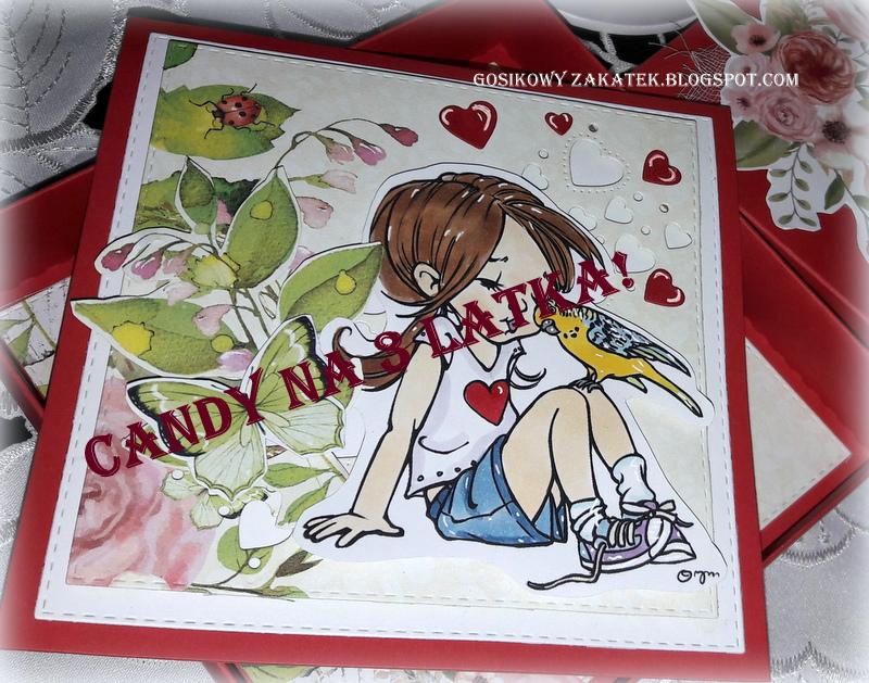 Candy na trzy latka!