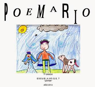 """""""Poemario"""" 1º grado - 2014"""