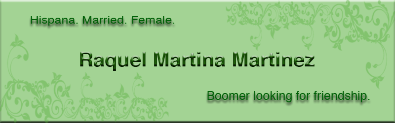 Raquel Martina Martinez
