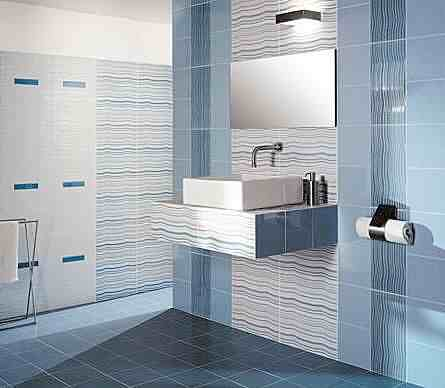home interior designs: bathroom tile