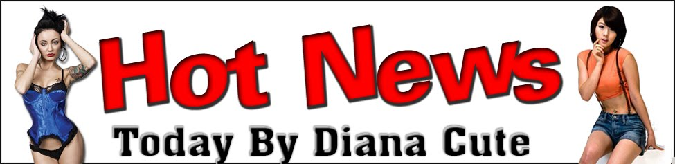 hot news today by diana cute